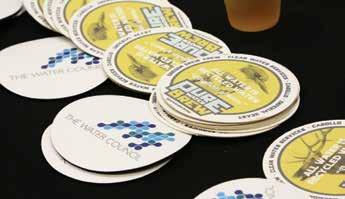 These beers were featured at WateReuse s One Water Innovations Gala at WEFTEC 2014 and in the Innovation Pavilion at WEFTEC 2015 and 2016.
