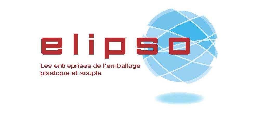 An easily identifiable logo The red and blue logo chosen for Elipso is easy to spot and identify.