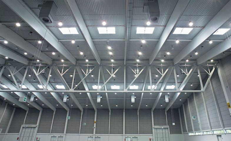 In the 80s the first concept for large prefabricated panels has been developed.