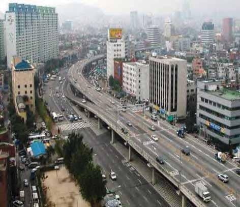 Benchmarking - SEOUL Improve public transport access