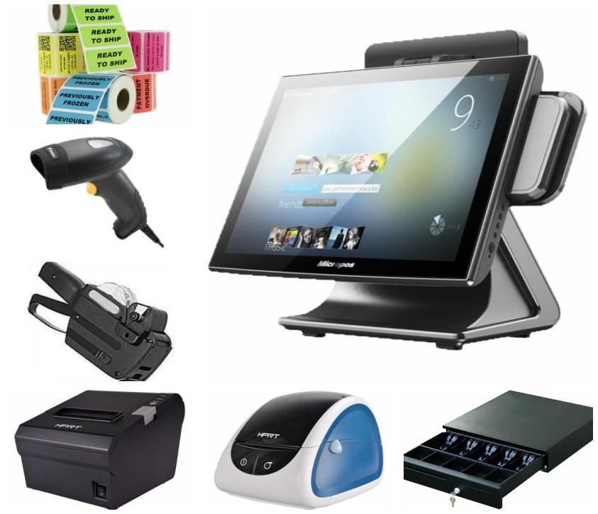 point of sale hardware and software service In today's business