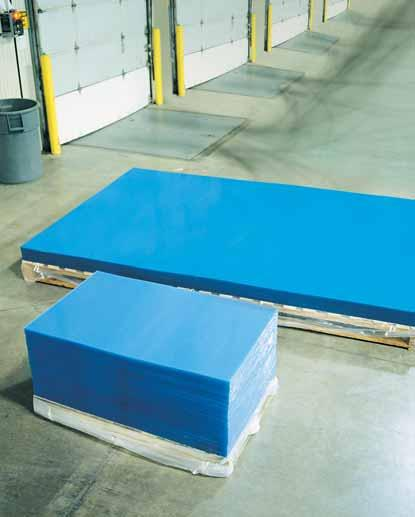 RUN-TO-SIZE PROGRAM Plaskolite offers the flexibility of buying acrylic sheet literally Run-to-Size per your specifications.