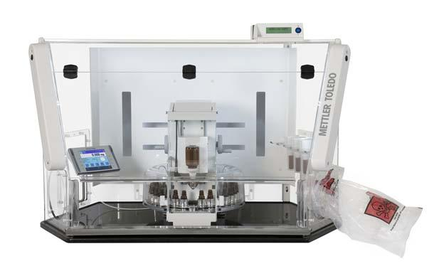 Technology Quantos uses the METTLER TOLEDO analytical balance technology to automate liquid and powder dispensing.