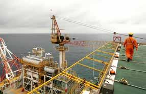 Vietnam - Gas to power BP led the development of Lan Tay, the first gas field offshore Vietnam, building and operating an offshore gas processing