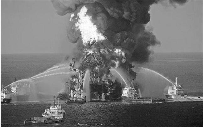 #OSH is nothing to do with business survival Deepwater Horizon Disaster Misconception #6 #OSH is nothing to do with business survival.