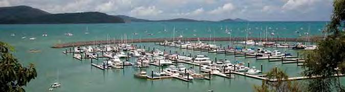 Able Point Marina, Airlie Beach Courtesy of Darren Jew Part B Regional framework Regional vision The Mackay, Isaac and Whitsunday region (the region) is a vibrant, progressive region where the values