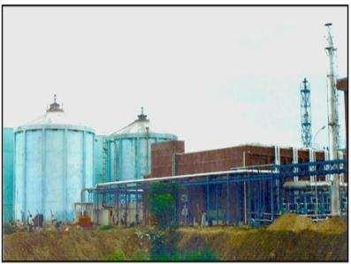 5 MW Biomethanation Plant at Lucknow