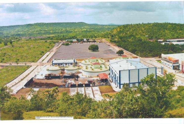 1.66 MW Biogas based Power Plant at
