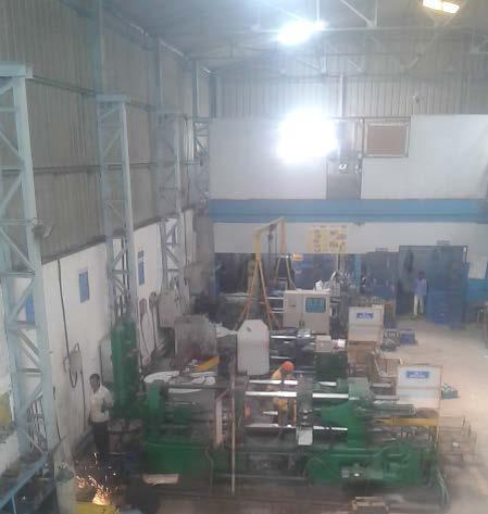 PDC FOUNDRY SHOP