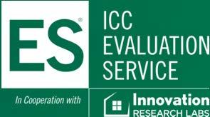0 Most Widely Accepted and Trusted ICC ES Report ICC ES 000 (800) 423 6587