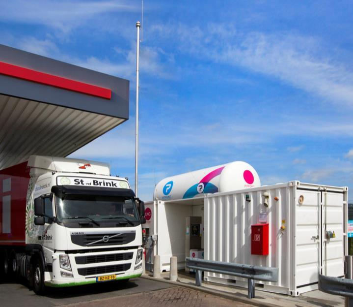 Natural gas for vehicules Becoming the European leader by 2022 Building