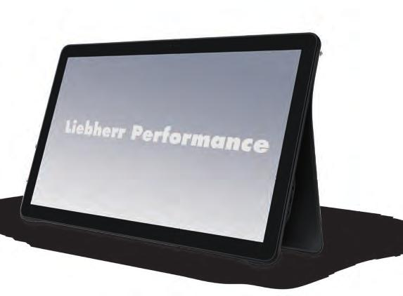 Liebherr Performance Latest technologies We showcase the latest trends in the different gear