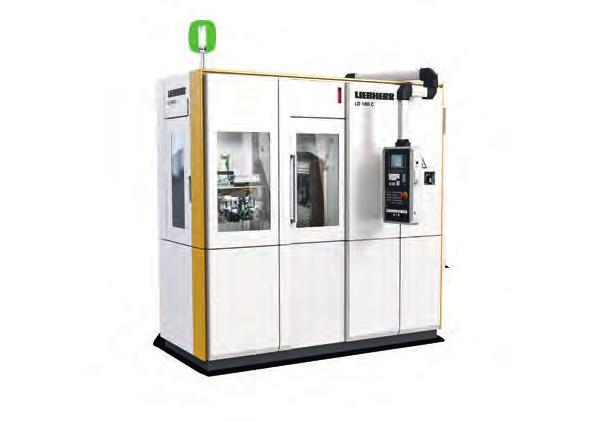 LD 180 C Chamfering and Deburring Machine Custom chamfering The compact stand-alone LD 180 C ChamferCut machine offers the most economical solution for deburring and chamfering.