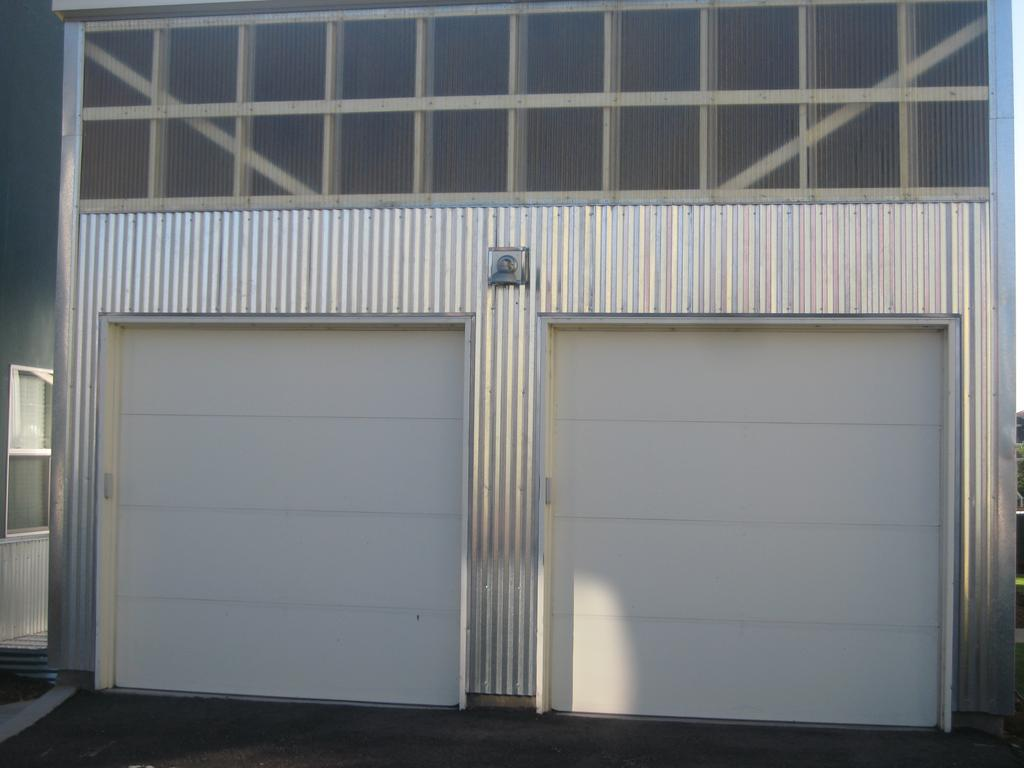 function of a firewall of a garage