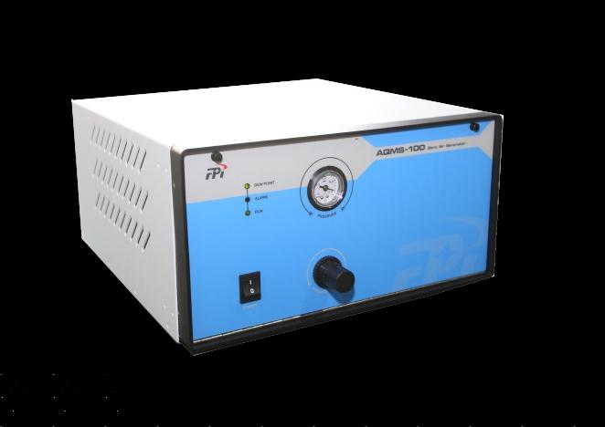 Ambient Air Quality Monitoring System AQMS-100 Zero Air Generator PI AQMS-100 provides ultra pure Fpollutant-free zero air for analytical purpose.