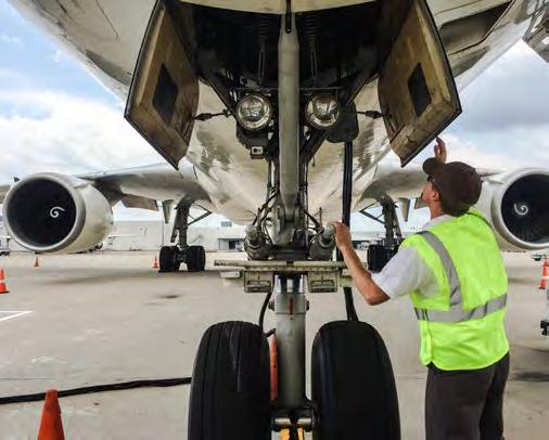 Environmental Responsibility 5.3 Energy & Emissions Air Fleet Efficiencies UPS Airlines is a critical component of our logistics network, helping us to quickly connect our customers around the world.