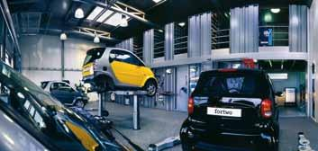 and its scope application As additional workplace for the workshop for either car reception and diagnosis or the preparation of cars: When time is of essence, carsatellite offers the fastest solution