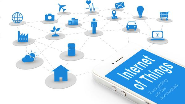 "Solution (IoT) The Internet of Things (IoT) is the networking of physical devices or ""things"" embedded, with electronics, software, sensors, and connectivity to enable objects to collect and exchange"
