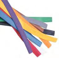 many types of shrink tubing (done in-house) with a really fast turnaround.