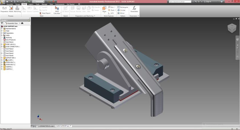 3D mechanical design software includes CAD productivity and design communication tools that can help you reduce errors, communicate more effectively, and deliver more innovative