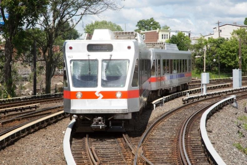 Vehicles - To accommodate KOP Rail, SEPTA would use its existing fleet of N5 rail vehicles that operates on the NHSL (Figure ES-3), plus six new vehicles.