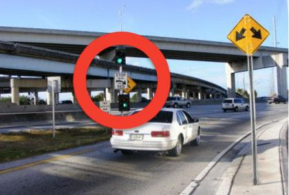 Ramp Management Metering - traffic signals on ramps to dynamically control the