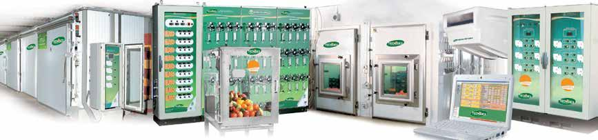 CAM Fruit degreening, ripening, storage and