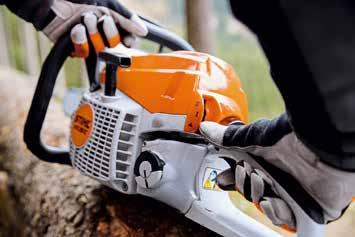 STIHL produces professional-grade power tools and equipment designed specifically for the demanding conditions of the agricultural sector.