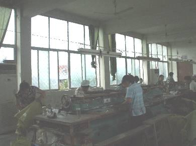 Cutting The factory