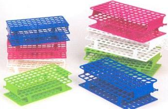 Centrifuge tubes; are made of glass or plastic used extensively in molecular biology laboratories.