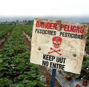 WHO suggests that there are about 3m instances of pesticide