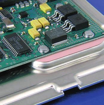 102 Thermal Interface Selection Guide Ordering Solutions for Surface Mount Applications HI-FLOW The HI-FLOW family of phase change materials offers an easy-to-apply thermal interface for many surface