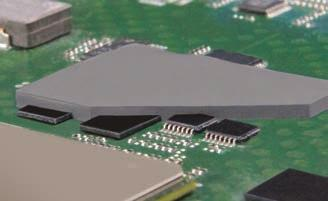 Thermal Interface Selection Guide GAP PAD 25 GAP PAD 3500ULM Highly Conformable, Thermally Conductive, Ultra-Low Modulus Material Thermal conductivity: 3.