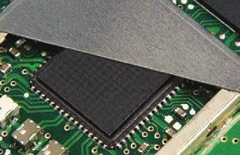 Thermal Interface Selection Guide GAP PAD 27 GAP PAD EMI 1.0 Thermal onductivity: 1.