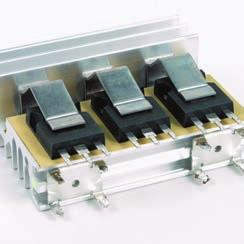 SIL PAD is available in over 100 standard configurations for common JEDEC package outlines.