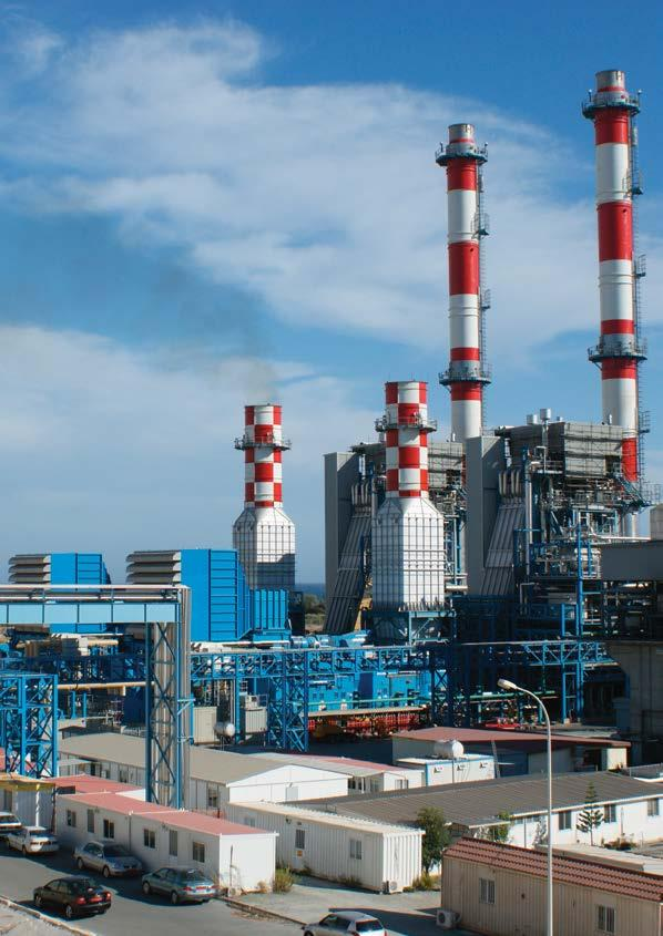 GAS POWER SYSTEMS CATALOG I POWER PLANTS CONFIGURATIONS FOR EVERY APPLICATION The choice of single shaft or multi-shaft combined cycle plant depends on numerous customer-specific requirements such as