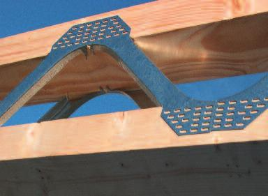 The additional use of OPITZ roof elements are precision-manufactured Roof and ceiling elements Posi-Joist elements OPITZ roof and ceiling elements can be assembled quickly OPITZ gable