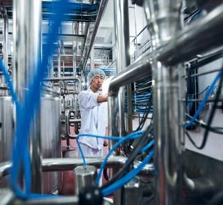 Industrial investments: Hailar milk processing plant, China Nestlé s state-ofthe-art milk