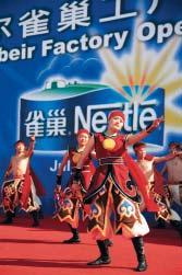 Company profile Nestlé is the world s leading Nutrition, Health and Wellness Company Vevey Location of the Company s headquarters, in Switzerland 1866 Year the Company was founded Nestlé factories by