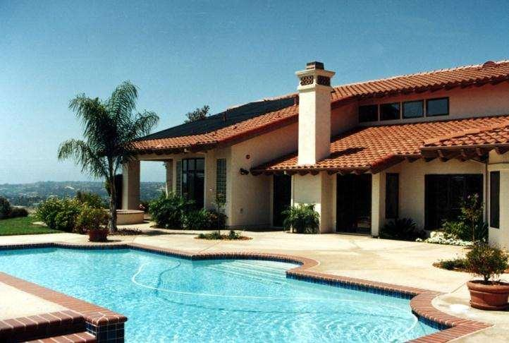 Swimming pool heating -- Another water heating application Source: http://build-it.hit.