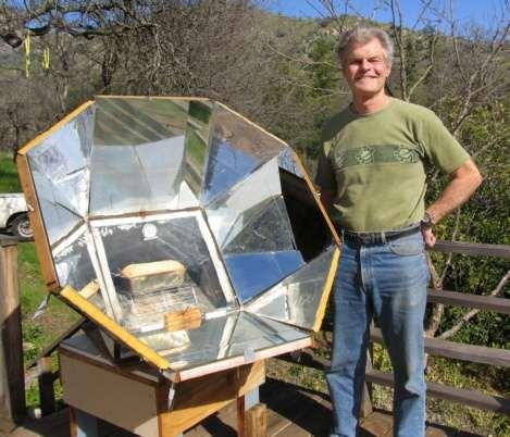 Solar Cooking Non-imaging Source: http://www.