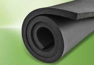 insulation material especially formulated for shipboard use WB Finish Latex-based,
