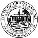TOWN OF GROVELAND Job Title: Town Planner Department: Planning Supervisor: Board of Selectmen Hours Worked: Part Time, Benefit Eligible 20 hrs week Salary Range: $28 - $34/hour DOQ Date: May 30, 2017