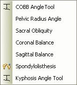 a wide range of anatomical measurements such as misalignment