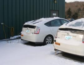 Air & Energy Alternative Fuel Vehicles & Infrastructure MBTA has installed 28 Level II EV charging stations at parkand-rides, plus 10 additional stations for non-revenue vehicles MassDOT Highway
