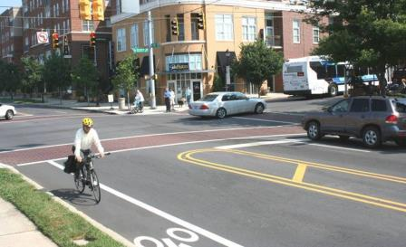 all roadway users: pedestrians, bicyclists, public transit