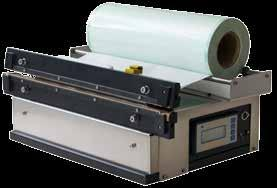 IMPULSE SEALERS & VACUUM PACKAGING MEDSEAL and POWERSEALERS Sealers for medical device & disposable manufacturers, for industries where precision and safety are of great importance.