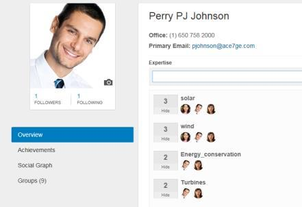 page Source internal candidates faster Reduce time-to-hire Employee profiles and