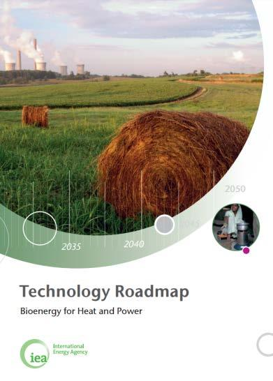 Bioenergy Update IEA Bioenergy roadmap by mid-2017 Single roadmap covering