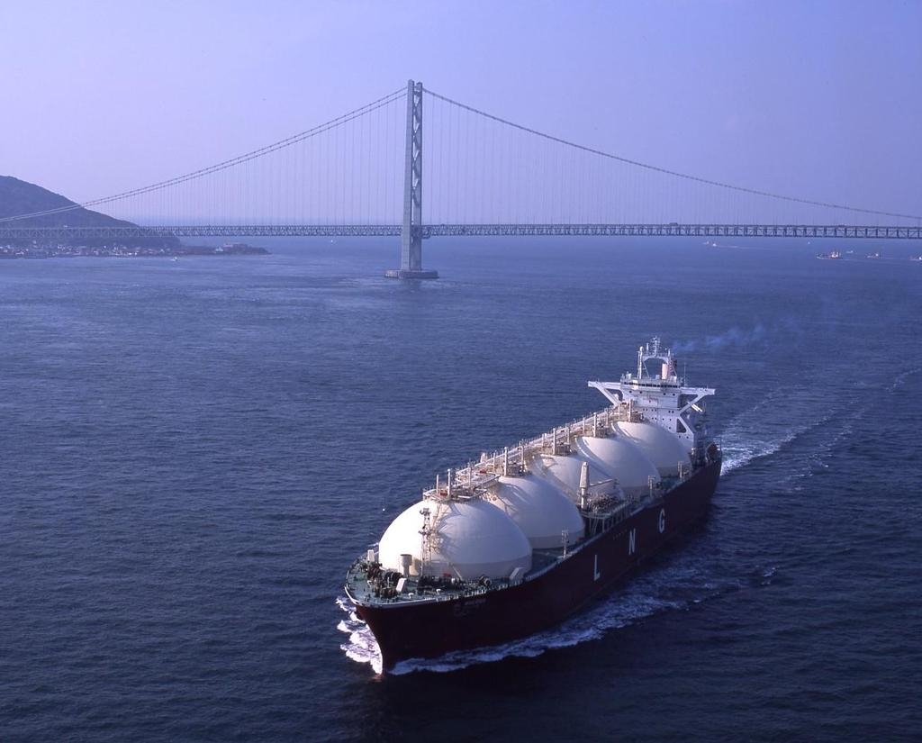 The future of LNG Carriers - Probability of Further Upsizing and Fuel-Efficiency Improvements Takeshi